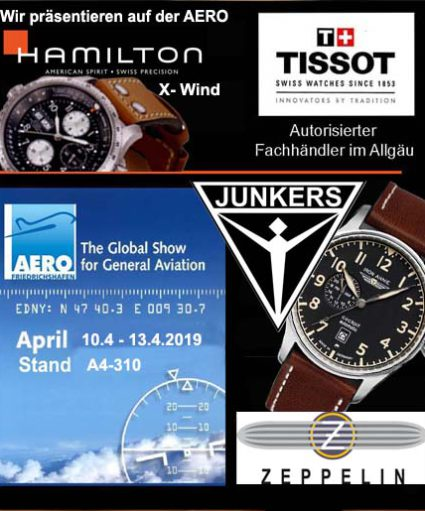 Aktionsfeld FB AERO Junkers