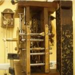 Kuckuck-Uhrewerk Antik