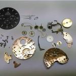 Omega-Speedmaster-Professional-Chronograph-komplett-demontiert