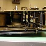 Räderwerk einer Antiken Großuhr