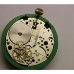 Räderwerk eines ETA 7750 Chronographen Werkes