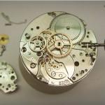 Vintage Breitling Chronograph Räderwerk