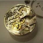 Zenit Armbanduhr Chonograph