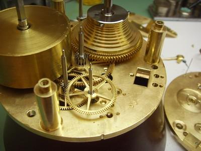 A.Lange & Söhne Schiffschronometer Werk