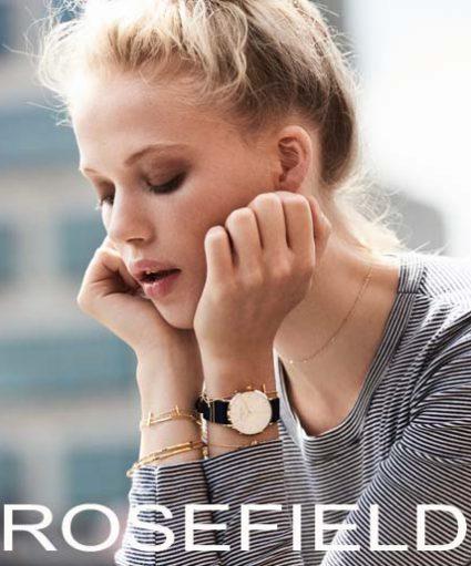 Rosefield Weihnaqchtsflyer