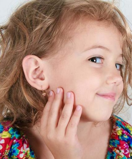 Kinderohrringe Titelbild