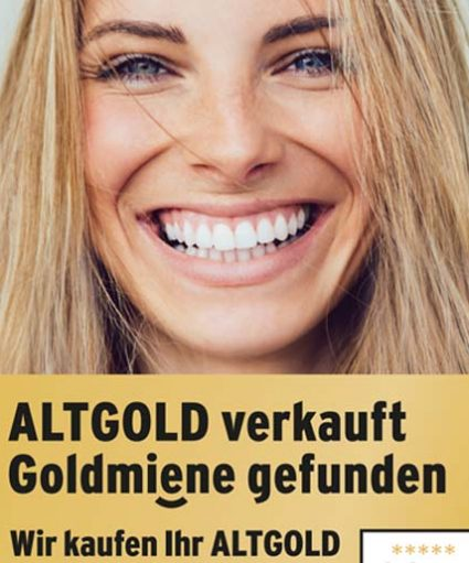 Aktionsfeld Titelseite Altgold