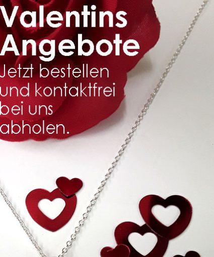 Aktionsfeld Valentinsangebot
