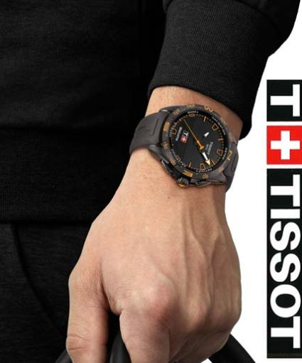Aktionsfeld Tissot Touch Connect