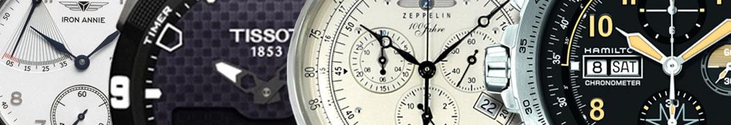 Sortimentbild Armbanduhren