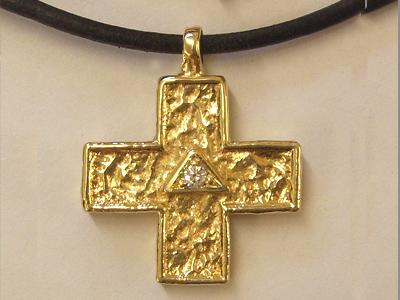 Unikat Kreuz 11