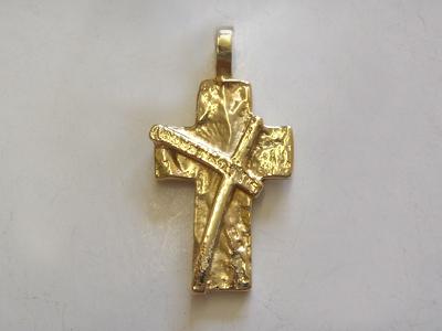 Unikat Kreuz 7